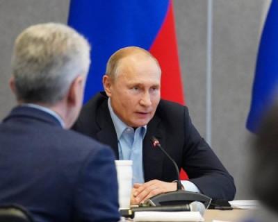 Что Владимир Путин предложил губернатору Севастополя?