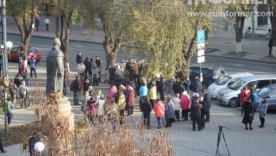 Репетиция «майдана» в Севастополе?