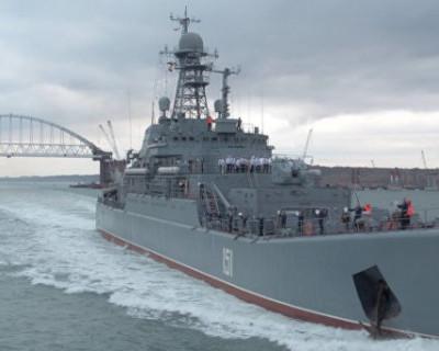 Украинские корабли прорываютя к Керченскому мосту. Они в шести милях от переправы
