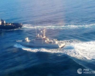 Обстановка у Крымского моста всё больше накаляется
