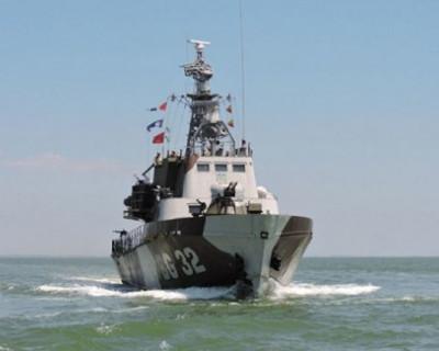 ВМС ВС Украины сообщили, что российские пограничники открыли огонь по украинским кораблям