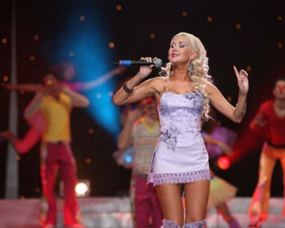 Подружка Ани Лорак оскорбила крымчан назвав их...