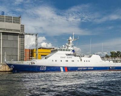 Корабль ФСБ серьезно пострадал при блокировке украинских кораблей в Керченском проливе (ФОТО)
