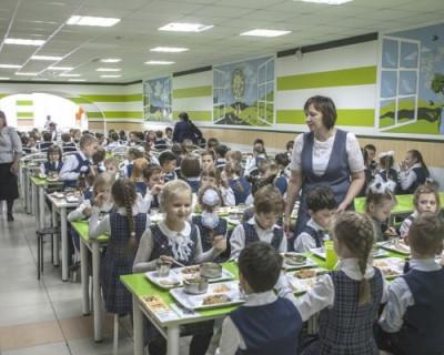 Каждый третий россиянин недоволен питанием в школьных столовых