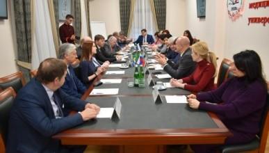 Заседание российско-шведской рабочей группы по сотрудничеству в сфере здравоохранения (ФОТО)
