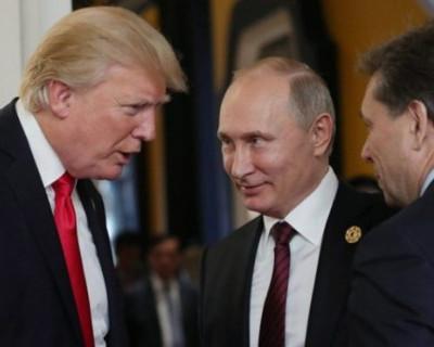 Слух недели: Трамп согласился встретиться с Владимиром Путиным в Крыму