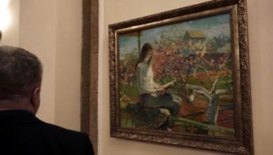 В Севастополе открылась выставка живописи Сергея Берлова «Обо всём» (ФОТО, ВИДЕО)