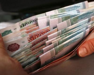 Многие россияне зарабатывают менее 15 тысяч рублей в месяц
