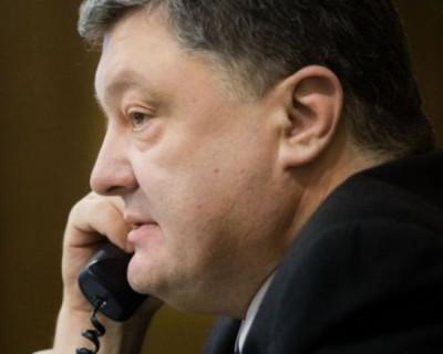 Почему Владимир Путин не отвечает на звонки Порошенко?