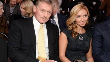 СМИ: Жена пресс-секретаря президента России Дмитрия Пескова зарабатывает в Крыму на технической соли