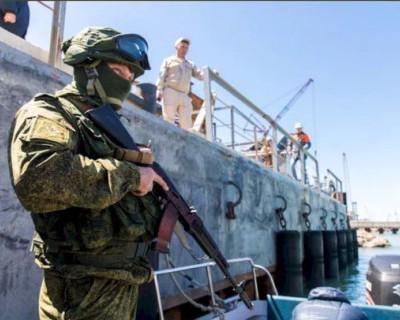 Украинцы лишены возможности подобраться к Крымскому мосту