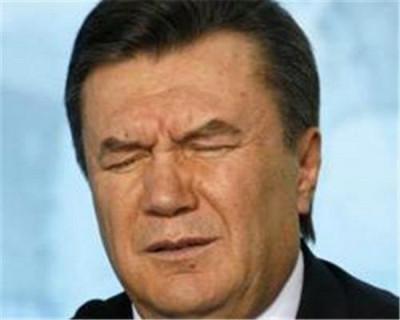 Виктора Януковича начинают ловить