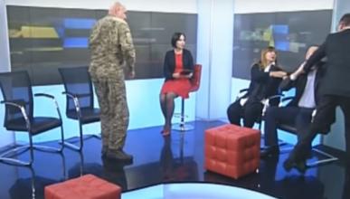 Украинские депутаты на кулаках выяснили, кто из них «прислужник олигархата»