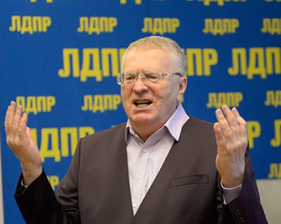 А что, так можно было? Жириновский «назначил» себя генерал-губернатором Киева (ВИДЕО)