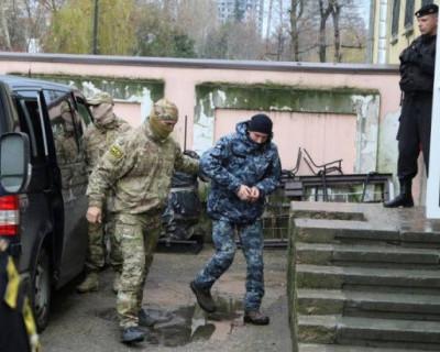 Задержанные украинские моряки - участники провокации в Керченском проливе -, наконец, заговорили