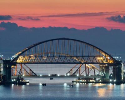 Разрушение Крымского моста - это главная цель Украины