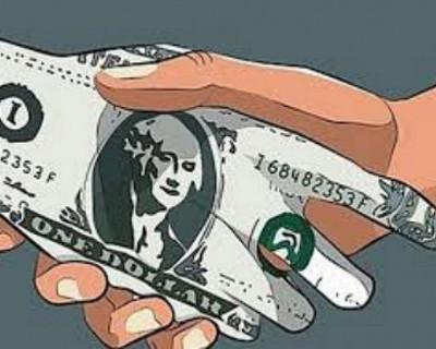 Свежий рейтинг главных коррупционеров России