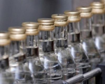 В Крым под видом продуктов питания везли контрафактный спирт