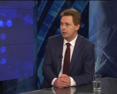 Дмитрий Овсянников рассказал о перспективах развития Севастополя в прямом эфире телеканала «Россия 24»