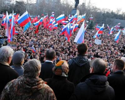 Пять лет, как Крым и Севастополь вернулись в состав России