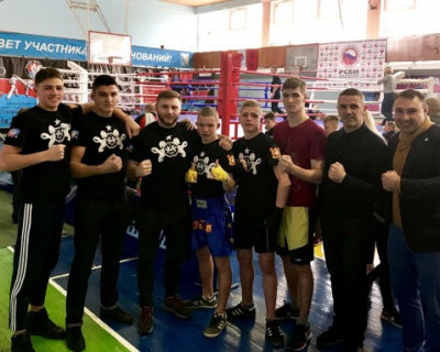 Бойцы Севастополя достойно показали себя на двух соревнованиях в один день