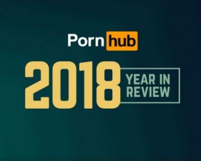 Порнокарта России. Итоги 2018 года от Pornhub
