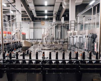 «Золотая Балка» открыла в Севастополе завод с итальянским оборудованием и туристической платформой
