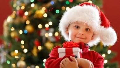 Новый год для детей Донбасса