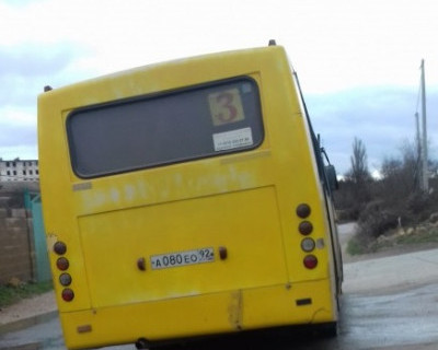 Департамент транспорта Севастополя предложил привлечь к ответственности водителя «злого автобуса»