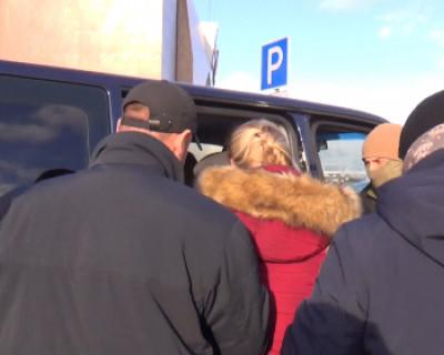Студент из Симферополя был в сговоре с украинкой и ввозил в Крым запрещённые вещества (ВИДЕО)