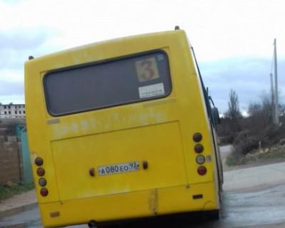 «Виноват, исправлюсь!» Водитель «злого автобуса» в Севастополе наказан