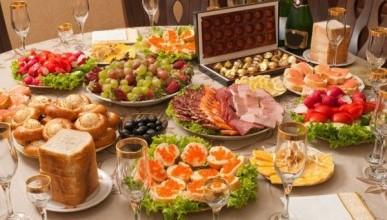 Регионы России с самым дорогим и дешевым новогодним столом