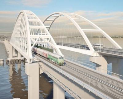 Стала известна дата продажи билетов на поезд в Крым по мосту