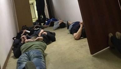Выходцы с Кавказа установили в одном из столичных общежитий свои «порядки»