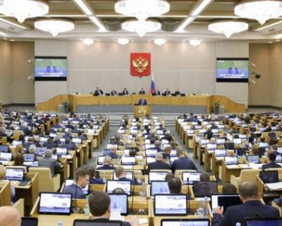 Госдума продлила переходный период для Крыма и Севастополя