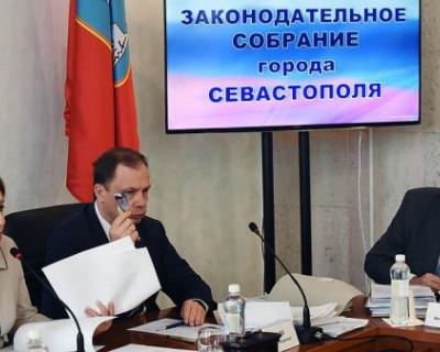 Чиновники Севастополя ещё раз напомнили депутатам Заксобрания о нарушении закона