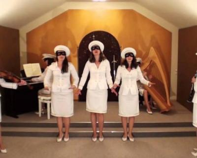 Французская женская группа «Les Brigandes» записала песню, посвященную присоединению Крыма к России