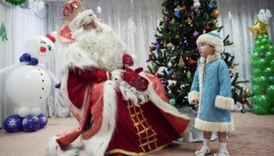 В России зарплата Дедов Морозов и Снегурочек в 2018 году снизилась на две с половиной тысячи рублей