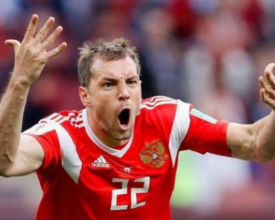 Герои российского футбола 2018 год