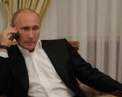 Стало известно, почему у Путина нет мобильного телефона