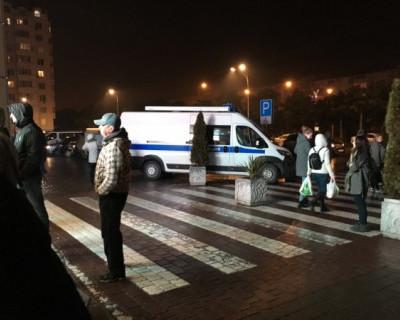 В Севастополе из-за угрозы взрыва эвакуировали людей из торгового центра (ФОТО, ВИДЕО)