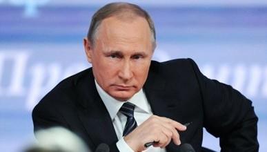 Всё самое интересное и важное с ежегодной пресс-конференции Владимира Путина 2018 года (ФОТО)