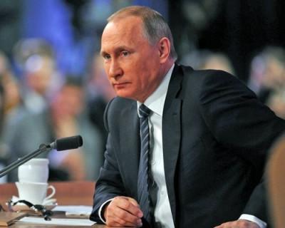 Путин ответил на вопрос о том, когда женится