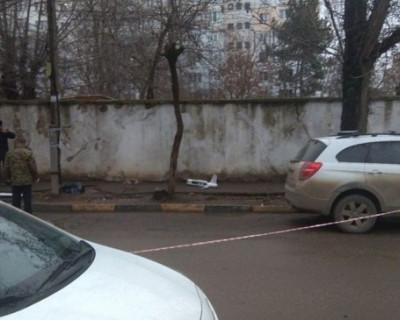 В Симферополе обнаружили беспилотник с проукраинскими листовками (ФОТО, ВИДЕО)
