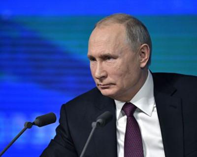 Владимир Путин рассказал, какой подарок хочет на Новый год