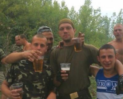 Украинские «вояки» убили сослуживца из-за водки
