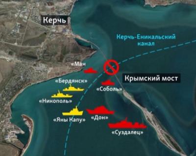 Порошенко рассчитывал на гибель украинских военных под Крымским мостом
