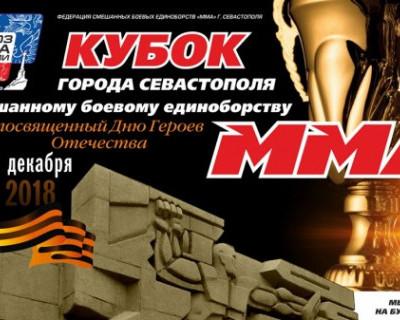 Кубок Севастополя по «ММА» достанется сильнейшему (ФОТО)