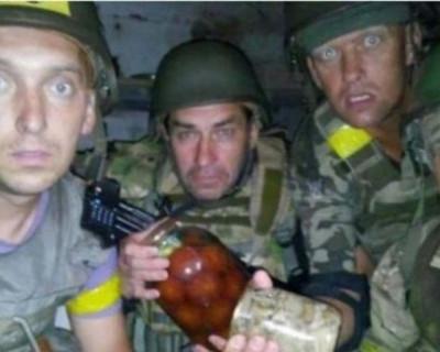 Украинские военнослужащие разгромили пансионат, который находится на границе с Крымом