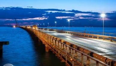 Открытие Крымского моста россияне поставили на первое место по значимости в 2018 году
